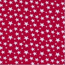 Ткань на отрез интерлок пенье Звезды R115
