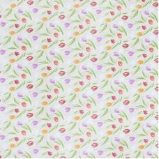 Ткань на отрез бязь плательная 150 см 7515/1 цвет бежевый