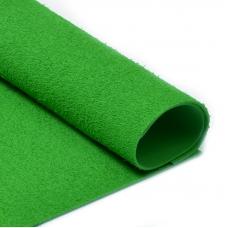 Фоамиран махровый 2 мм арт.MG.TOW.N030 цв.зеленый, 20х30 см