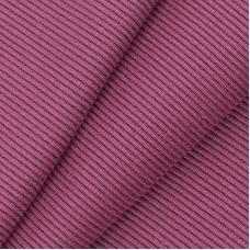 Ткань на отрез кашкорсе с лайкрой К040 цвет брусничный