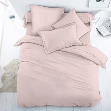 Ткань на отрез перкаль гладкокрашеный 150 см 82345-05 розовый