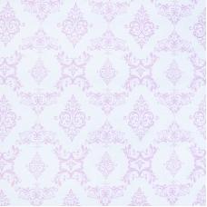 Бязь плательная б/з 150 см 8105 Дамаск цвет розовый