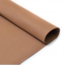 Фоамиран в листах 1 мм 50/50 см уп 10 шт MG.N019 цвет темно-коричневый