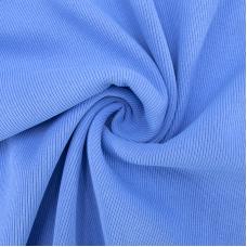 Ткань на отрез кашкорсе 3-х нитка с лайкрой цвет голубой