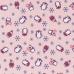 Ткань на отрез интерлок Милый пингвин R351