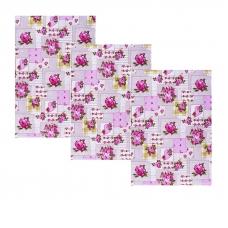 Набор вафельных полотенец 3 шт 35/70 см 570/4п