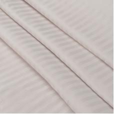Ткань на отрез страйп сатин полоса 1х1 см 240 см 140 гр/м2 В004