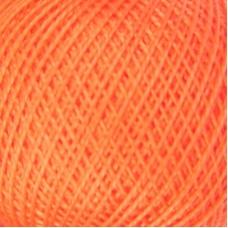 Нитки для вязания Ирис 100% хлопок 25 гр 150 м цвет 0802 персик
