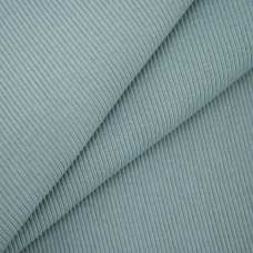 Ткань на отрез кашкорсе 3-х нитка с лайкрой цвет аква