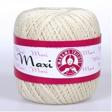 Пряжа Madame Tricote Maxi 100% хлопок 100 гр. 565м. цвет 6194