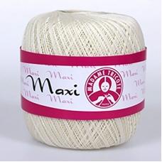 Пряжа Madame Tricote Maxi 100% хлопок 100 гр. 565м. цвет 6282