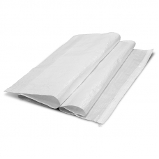 Мешок полипропиленовый белый 100/120 см