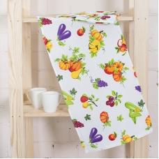 Набор вафельных полотенец 3 шт 35/75 см 3027-1 Фазенда