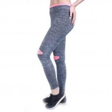 Женские спортивные легинсы 200 цвет розовый размер 42 (38-40)