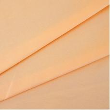 Поплин гладкокрашеный 220 см 115 гр/м2 цвет апельсин