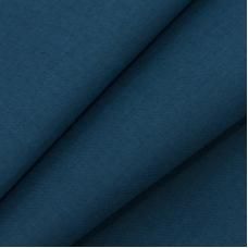 Ткань на отрез бязь ГОСТ Шуя 150 см 18400 цвет лазурно-синий