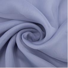 Мерный лоскут Вуаль 280 см 38 цвет грязно-сиреневый 3 м