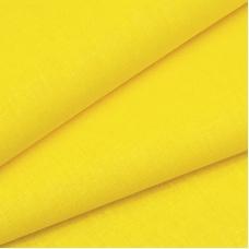 Ткань на отрез бязь М/л Шуя 150 см 11430 цвет лимонный 3
