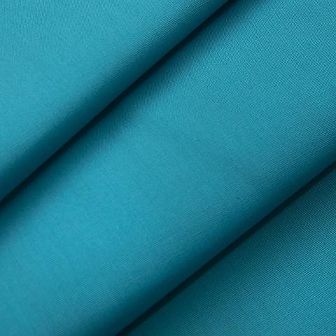 Ткань на отрез тиси 150 см цвет морская волна