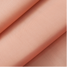 Ткань на отрез тиси 150 см цвет персик
