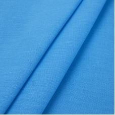 Поплин гладкокрашеный 220 см 115 гр/м2 цвет лазурный