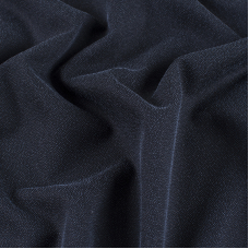 Ткань на отрез дублерин трикотажный стрейч 150 см 60 гр/м2 цвет черный