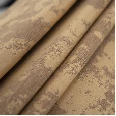 Портьерная ткань на отрез Мрамор 517/51 цвет темно-бежевый