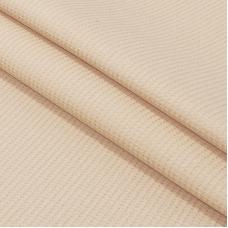 Мерный лоскут на отрез вафельное полотно гладкокрашенное 150 см 165 гр/м2 цвет персик