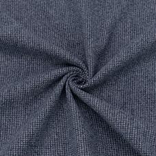Ткань на отрез кашемир лапка цвет синий