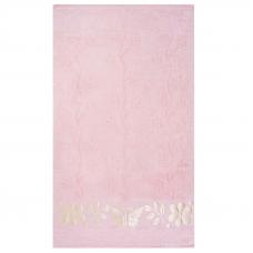 Полотенце велюровое Европа 50/90 см цвет персик
