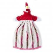 Кукла-полотенце интерьерная 30 50/26 см расцветки в ассортименте
