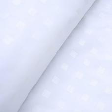 Ткань на отрез Тик 220 см 85 +/- 5 гр/м2 3F/603 цвет белый
