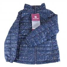 Куртка 16632-202 Avese цвет сине-розовый рост 140