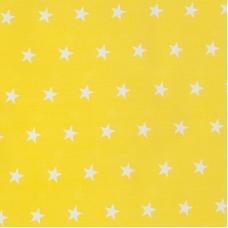 Отрез 150х150 Бязь плательная 150 см 1700/8 цвет желтый