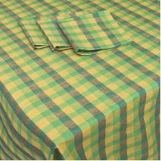 Столовый набор вид 5/76-3 скатерть Х/Б 150/150 + 6 салфеток