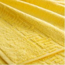 Полотенце махровое Туркменистан 40/65 см цвет Лимон