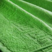 Полотенце махровое Туркменистан 50/90 см цвет Молодая зелень