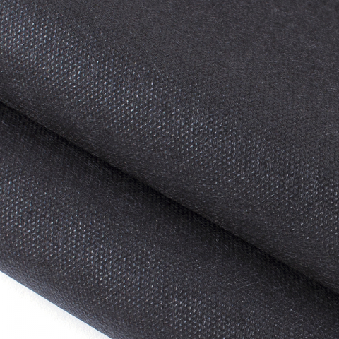 Маломеры спанбонд 55 гр/м2 160 см цвет черный 0.9 м