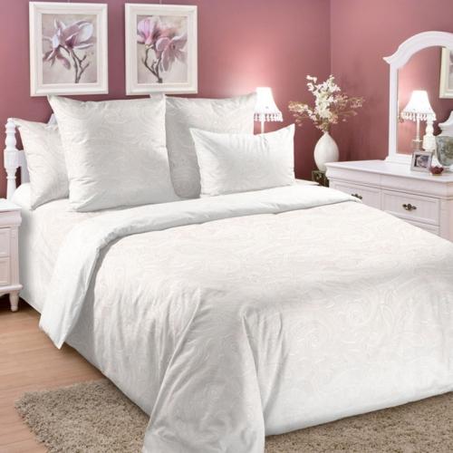 Перкаль 220 см постельное белье из ткани жатка купить