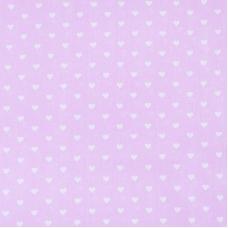 Мерный лоскут бязь плательная 150 см 1746/2 цвет розовый 18,8 м