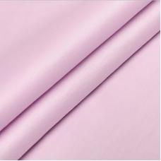 Ткань на отрез Тик гладкокрашеный 80 см арт 126 Тейково розовый