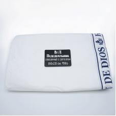 Весовой лоскут пододеяльник бязь отбеленная с логотипом 160 / 215 см 0,950 кг
