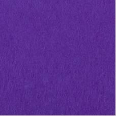 Фетр листовой жесткий IDEAL 1 мм 20х30 см FLT-H1 упаковка 10 листов цвет 620 фиолетовый