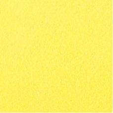 Фетр листовой жесткий IDEAL 1 мм 20х30 см FLT-H1 упаковка 10 листов цвет 633 лимон