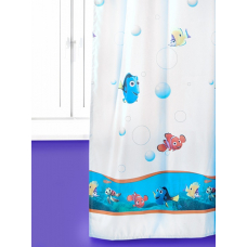 Портьерная ткань на отрез детская Немо 280 см