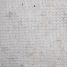 Ткань на отрез полотно холстопрошивное обычное белое 80 см