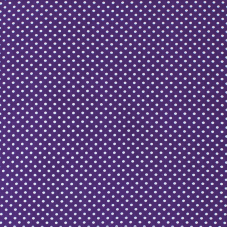 Бязь плательная 150 см 1590/12 фиолетовый