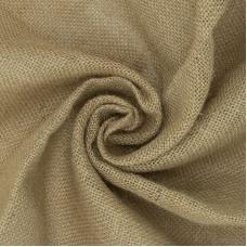 Ткань на отрез мешковина джут/лен 360 гр/м2 106 см 04
