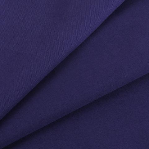 Маломеры сатин гладкокрашеный 250 см 19-3622 цвет фиолетовый 2.6 м
