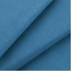 Ткань на отрез бязь ГОСТ Шуя 220 см 18450 цвет зеленовато-синий